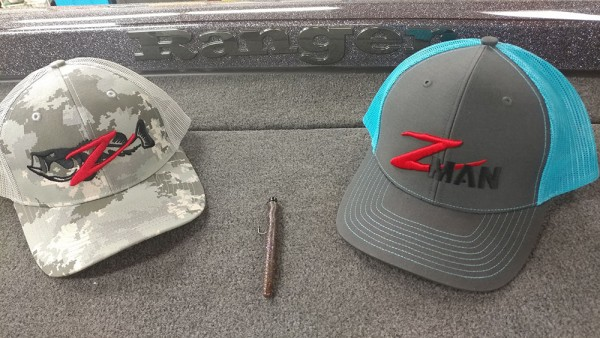 Both of these baits can be effective in a couple of ways. The standard  sized Finesse TRD works 38318194473f